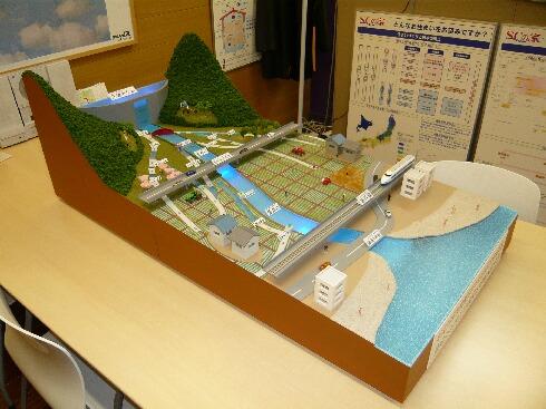 模型愛知川