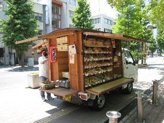 移動式パン屋