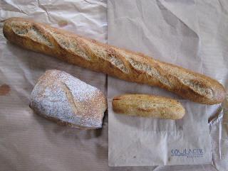フランスパンほか