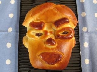 あんパン クリック拡大