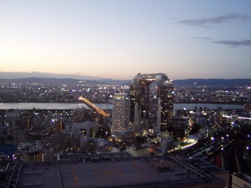 大阪の夜景 2