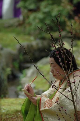 上賀茂神社 曲水宴 2