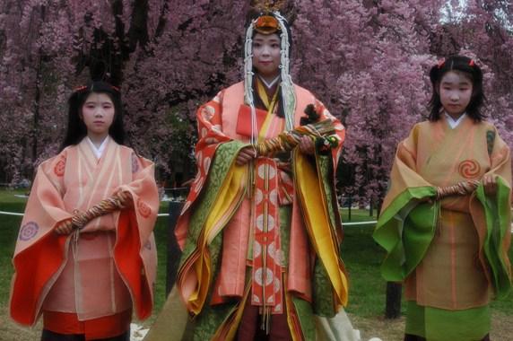 上賀茂神社 曲水宴 5