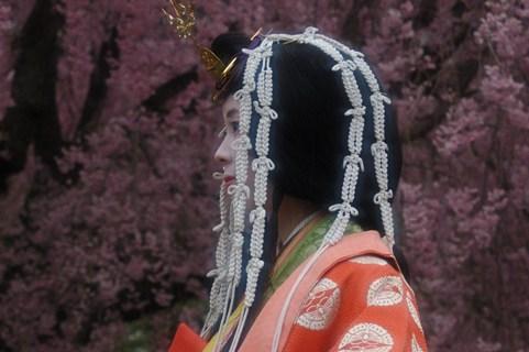 上賀茂神社 曲水宴 6