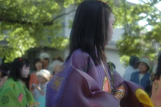 葵祭・賀茂街道5