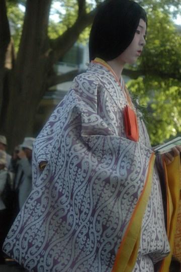 葵祭・賀茂街道6