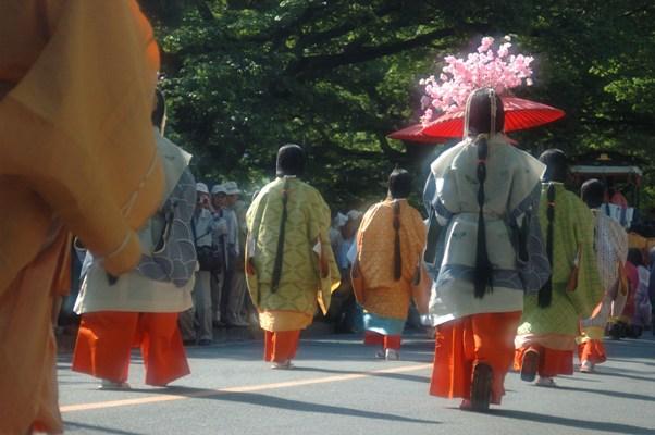 葵祭・賀茂街道8