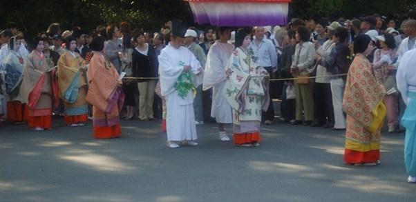 葵祭・上賀茂神社2