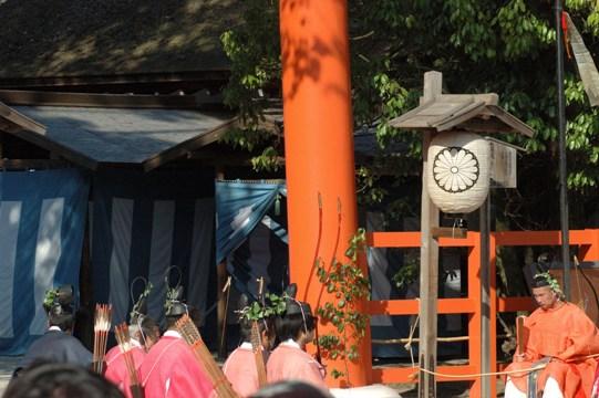 葵祭・上賀茂神社3