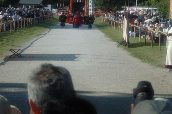 葵祭・上賀茂神社5