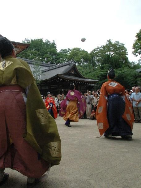 藤の森神社・紫陽花祭・蹴鞠神事 5