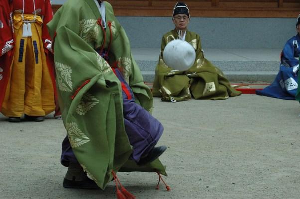 藤の森神社・紫陽花祭・蹴鞠神事 6
