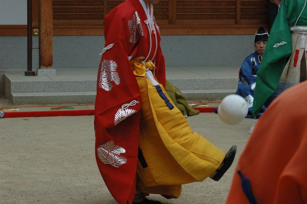 藤の森神社・紫陽花祭・蹴鞠神事 7