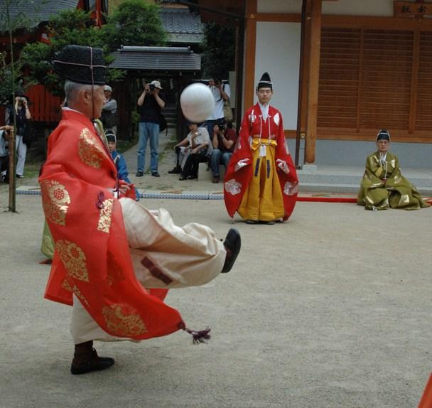 藤の森神社・紫陽花祭・蹴鞠神事 8