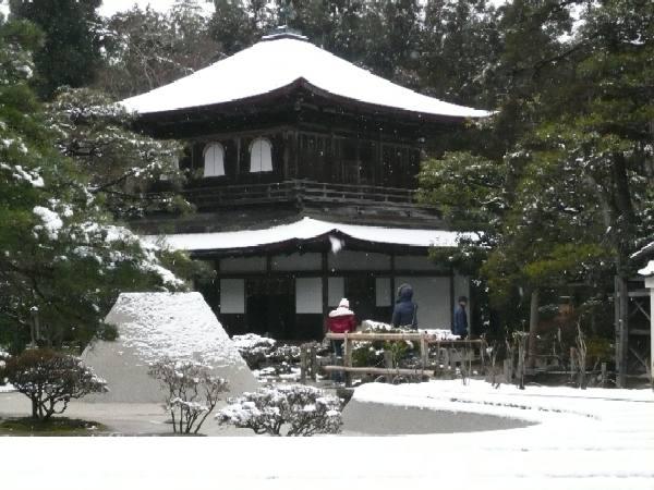 銀閣寺2008