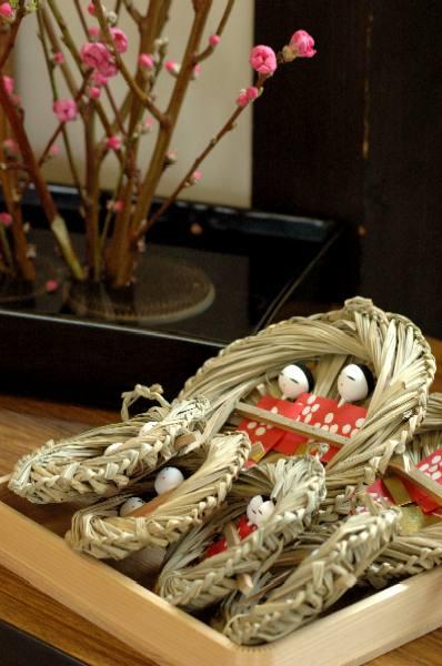 下鴨神社の流し雛3