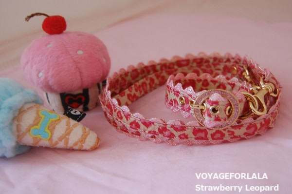 6.4 VOYAGEFORLALA Strawberry Leopard