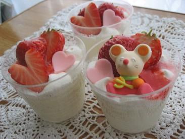 ホワイトチョコムース2