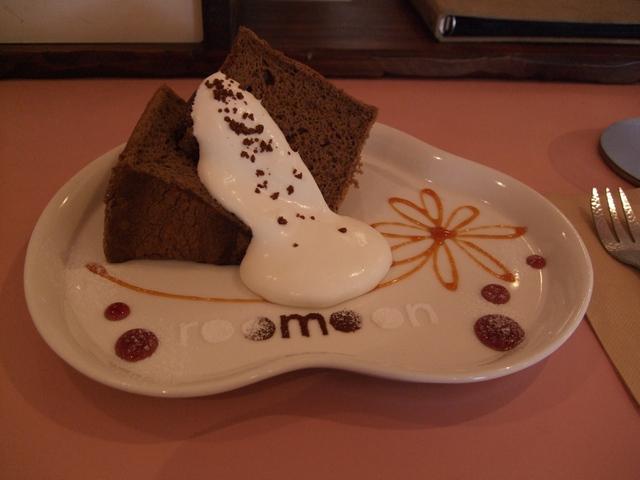 roomoon シフォンケーキ