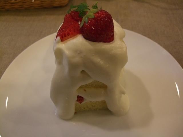 co9 本日のお勧めケーキ ガトーフレーズ
