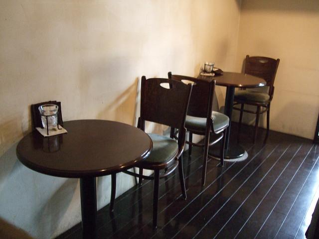 cafe de Sara 店内0807 03