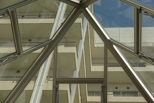 鎌ヶ谷総合病院 天窓