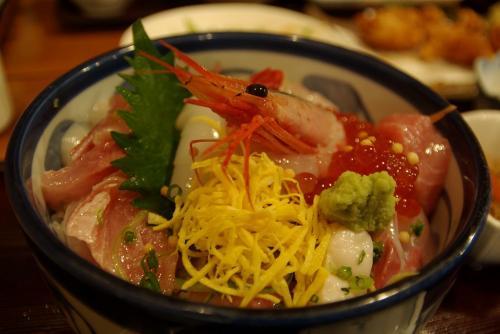網元料理 あさまる 漁師丼