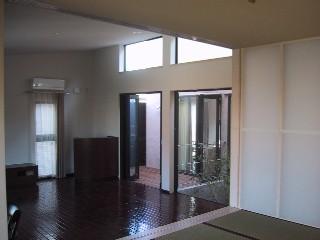 和室居間テラスへ20センチIMG_3511