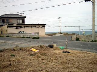 銚子市売り地写真