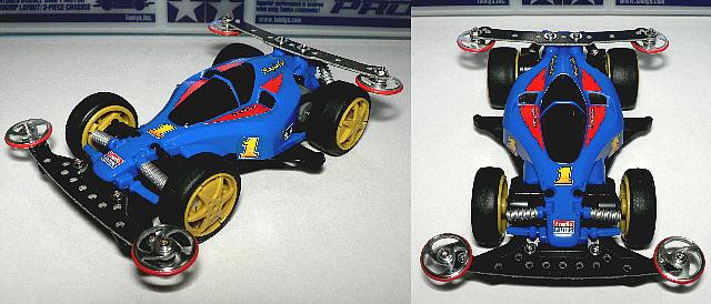 アバンテ2001Jr Stage-2