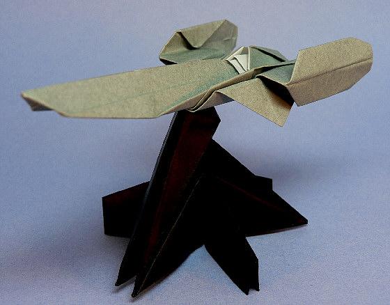折紙ブラックフライ