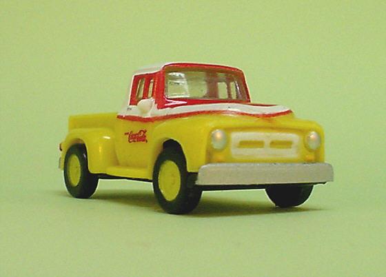 フォードF100トラック