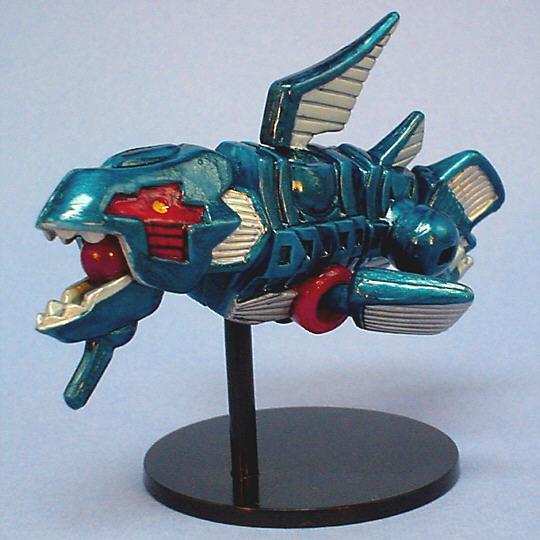 魚型巨大戦艦?