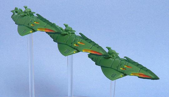 駆逐型ミサイル艦