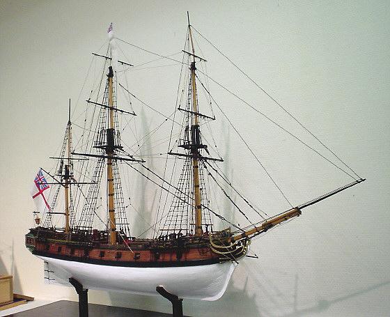HMSホットスパー1