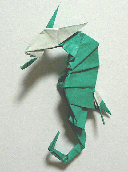 折紙グリーンコロナタス