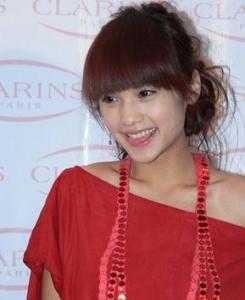 台湾の親日派アイドル、レイニー・ヤンさん