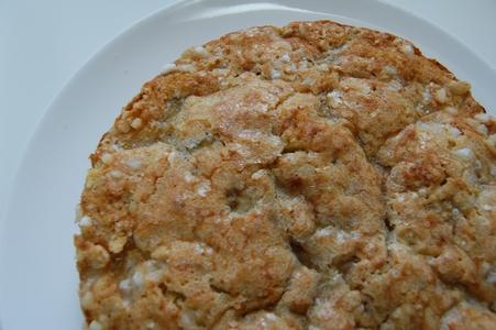 白花豆バナナケーキ