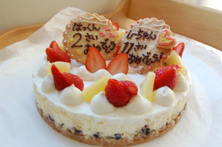 BDレアチーズケーキ