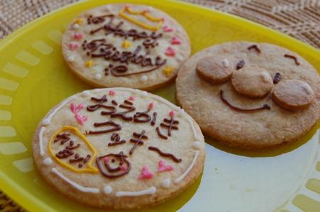 おえかきクッキー