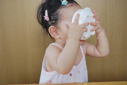 離乳食 3