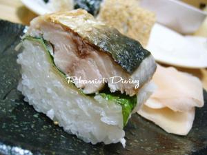 サバ寿司アップ