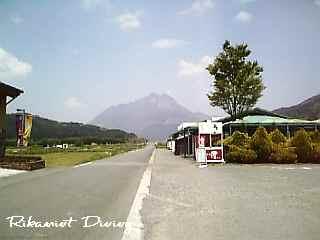 DVC4・29由布岳加工