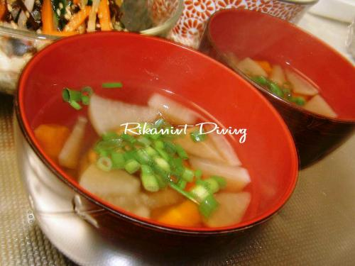 DSCF6・3根菜汁