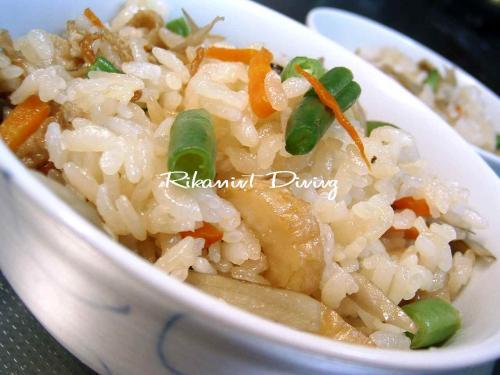DSCF6・25五目混ぜご飯