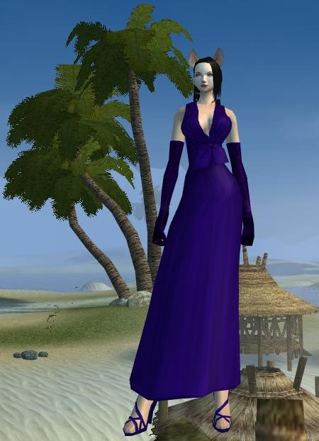 ドレス全身