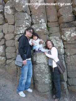 うれしはずかし家族写真