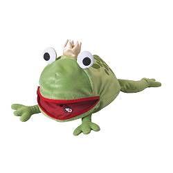 カエルの王様クッション