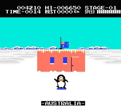 結局南極大冒険