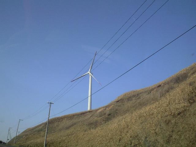 風車 厚田4・15